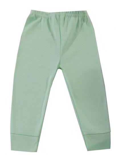 Pantalón Para Bebé Tallas 3 A 24 Meses Colores Lisos
