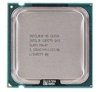 Processador Core2duo E6550 - 2.33ghz.