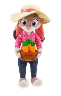 Zootopia Judy Hopps Disney Store 40 Cms Peluche Conejita