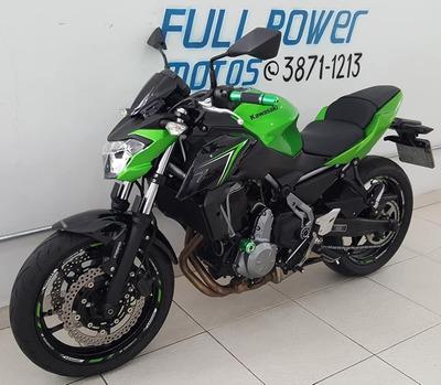 Kawasaki Z650 2018/2018