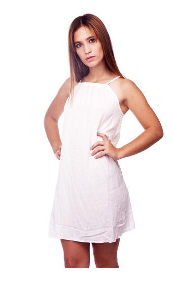 Customs Ba Vestidos Mujer Fiesta Cortos Informales Blanco X