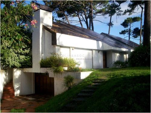 Casa En San Rafael - Punta Del Este- Ref: 1983