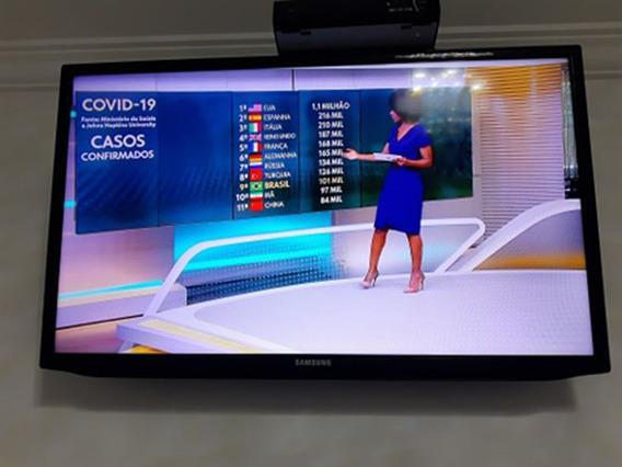 Tv Samsung 32 3d Led Full Hd Com Óculos 3d