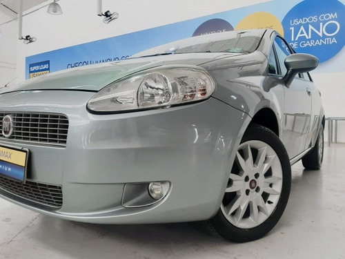Fiat Punto 1.6 Essence 16v Flex 4p Manual 2012/2012