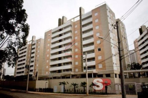 Apartamento Em Condomínio Padrão Para Venda No Bairro Vila Suzana, 3 Dorm, 3 Suíte, 2 Vagas, 103 M². - 70