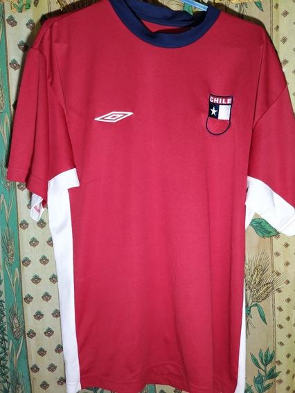 Camiseta Chile Umbro