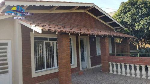 Imagem 1 de 30 de Casa Venda Jardim Do Lago Campinas Sp - Ca0877