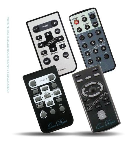 Control Remoto Para Autoestereo Pioneer Sony Y LG  Estereo