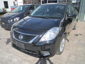 Nissan Versa 1.6 Sense At Sedán