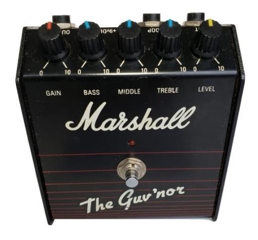 Pedal Marshall The Guv