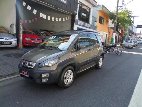 Fiat Idea 1.8 16v Adventure Flex Dualogic 2011/2011