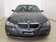 Bmw Serie 3 3.0 330d Sedan Executive Stept 2008 Gris Financi