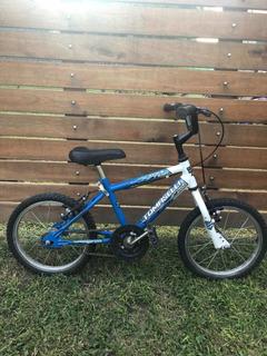 Bicicleta Tomaselli Kids Rodado 14