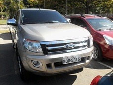 Ford Ranger 2.5 Xl 4x2 Cd 16v Flex 4p Manual 2014/2014