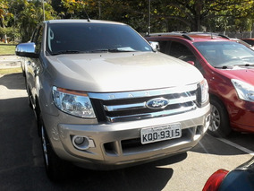 Ford Ranger 2.5 Xl 4x2 Cd 16v Flex 4p Manual 2014/2014