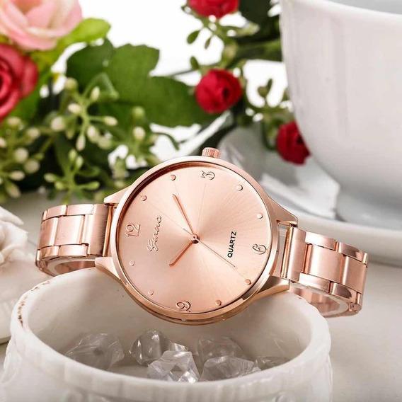 Relógio Mulher Moda Analógico