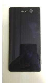 Celular Sony M5 E5643 C/ Defeito Para Peças Ou Aparelho Fake