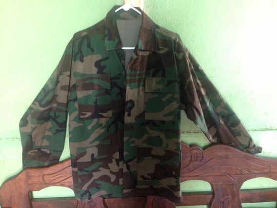 Uniforme Camuflajeado Militar Comando Fuerzas Especiales 20v