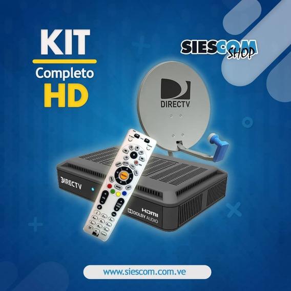 Directv Decodificador Hd + Antena Tienda Fisica