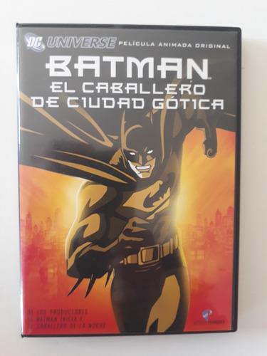 Batman - El Caballero De Ciudad Gótica - Dvd Original