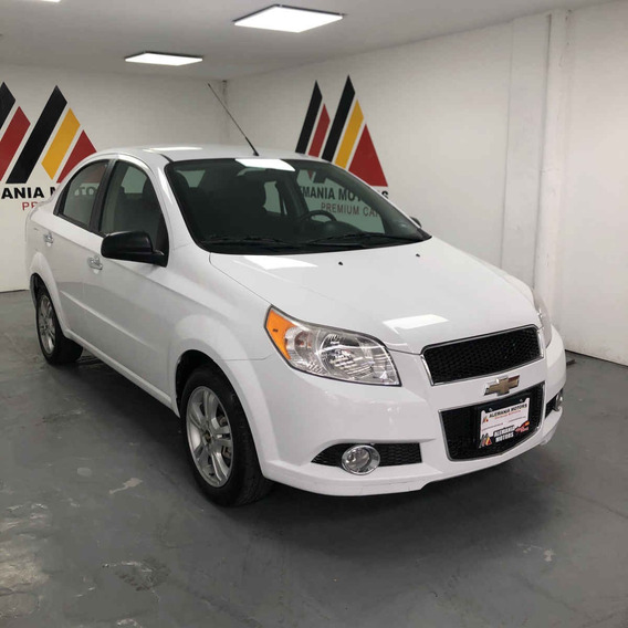 Chevrolet Aveo 2016 4 Pts. Ltz E At