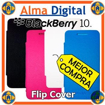Estuche Flip Cover Blackberry Z10 Forro Protector 10