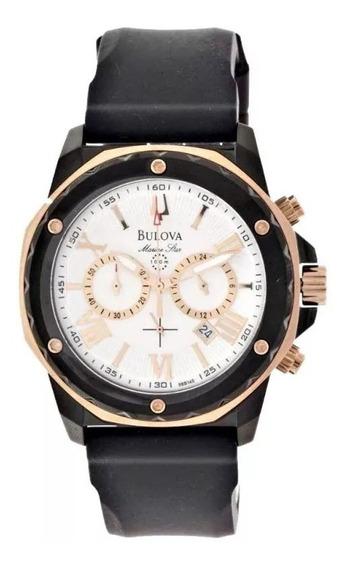Relógio Bulova Masculino Marine Star Wb30873b