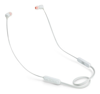 Auriculares inalámbricos JBL Tune T110BT white