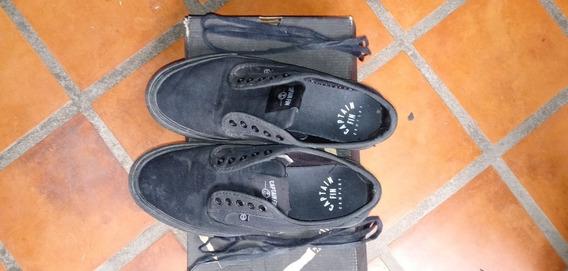 Zapatillas Captain Con Apenas Uso