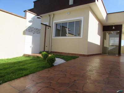Lançamento! Casa Nova 2 Dormitórios - Jardim Ribamar - Peruíbe/sp - Ca00415 - 33590737