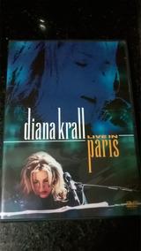 Diana Krall - Dvd Live In Paris - 2002