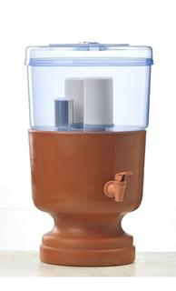 Purificador De Água Alcalina Ionizada Mineralizada De Barro