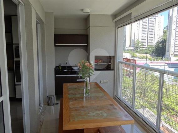 Moderno Apartamento Com Varanda Gourmet Á Venda Vila Andrade 2 Suítes - 375-im364988