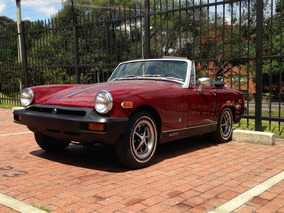 Mg Midget Convertible Antiguo
