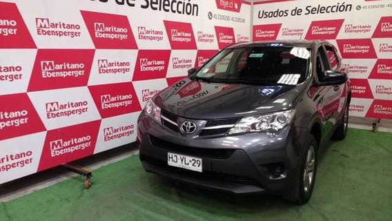 Toyota Rav4 2.5 Lujo 4x2