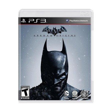 Batman Arkham Origins Ps3 Original Novo Lacrado Ab Games