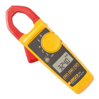 Alicate Amperímetro Digital 400a Ac-600v 324 - Fluke