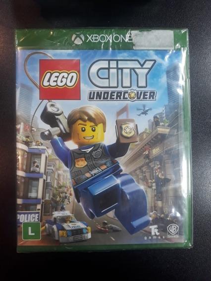 Lego City Undercover Xbox One Lacrado (frete 18 Reais)