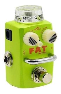 Hotone Pedal Buffer Booster Fat Sbf1