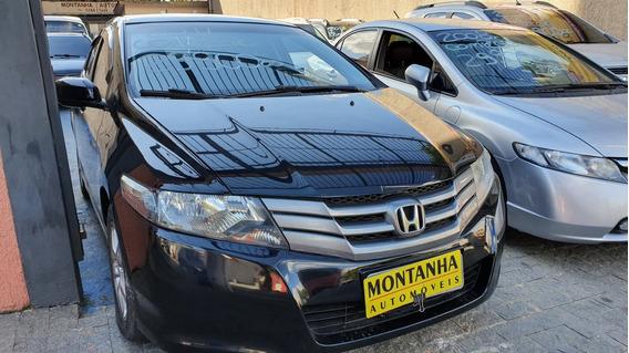 Honda City 1.5 Flex Ano 2011 Montanha Automoveis