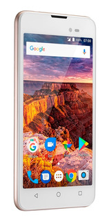 Smartphone Multilaser Ms50l Dual Chip 3g 8gb 16gb Quad Core