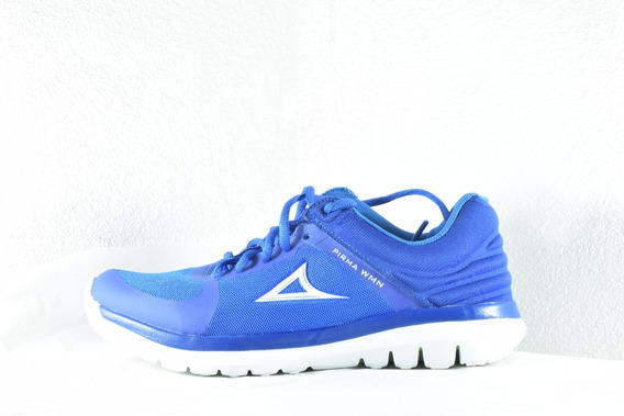 Tenis Para Correr De Mujer Pirma Running Azul Rey 249