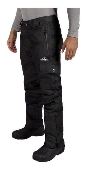 Pantalón Hombre Maiden Montagne Abrigo Invierno Térmico Impermeable Ski Ahora 18 Y Ahora 12