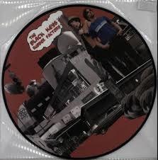 Lp The Black Keys - Rubber Factory - Picture Lacrado