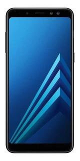Samsung Galaxy A8 (2018) Dual SIM 64 GB Preto 4 GB RAM