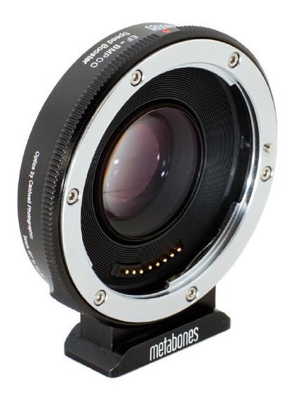 Metabones Speed Booster Canon Ef Lens To Bmpcc Blackmagic
