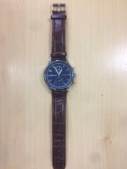 Relógio Geneva - Pronta Entrega