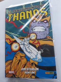 El Renacimiento De Thanos Comics Envio Gratis
