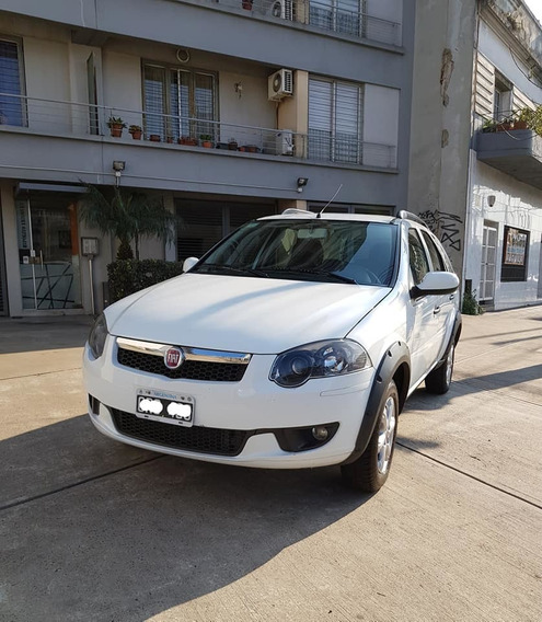Fiat Palio Weekend Trekking 1.4 - Año 2014 - Ideal Uber.