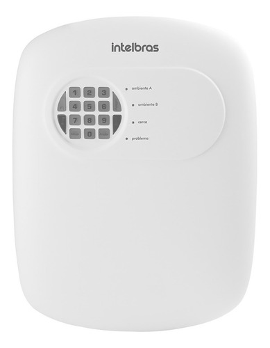 Kit Alarma Inalámbrica Intelbras Sensores Domiciliaria Casa